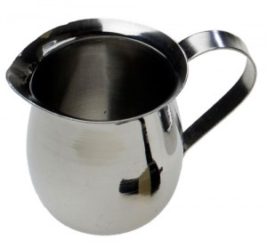 4oz Stainless Shot Pitcher